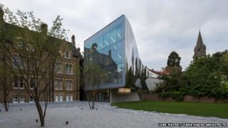 Investcorp Building at St Antony's College in Oxford