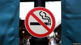 The smoking ban was introduced in England in 2007