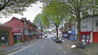 Grove Lane, Handsworth