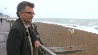 Hastings Borough Council Leader Peter Chowney