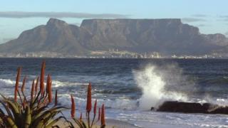 Table mountain (file photo)