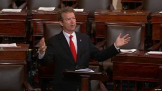 US Senator Rand Paul