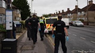 Thames Valley Police Operation Sabaton