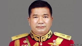 Lt Gen Manas Kongpan (file photo)