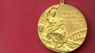 Allan Wells medal