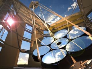 Magellan super-scope gets green light for construction