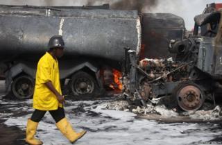 Lagos Firemen 7, May 2010 Ijora, Lagos