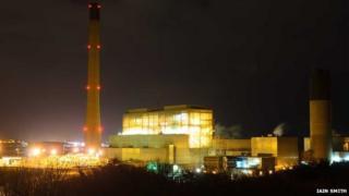 peterhead power station