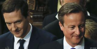 Osborne and Cameron