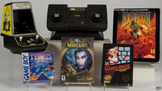 Video Game Hall of Fame inductees