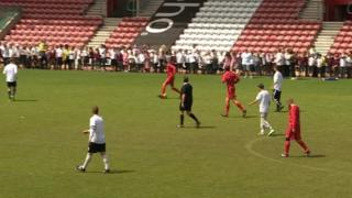 Longest football match at Southampton