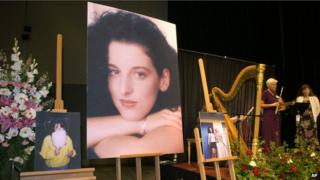 Chandra Levy memorial