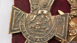 VC medal