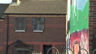 attack north Belfast