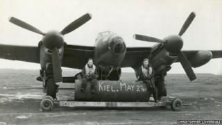 Kiel raid Wearn