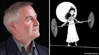 Chris Riddell's books include the Goth Girl series