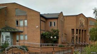 Rotherham Magistrates' Court