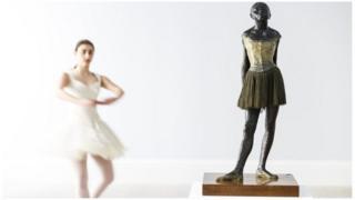 Petite danseuse de quatorze ans