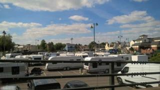Monmouth travellers