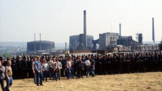 'Battle of Orgreave' June 1984
