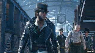 Screenshot from Assassin's Creed: Syndicate