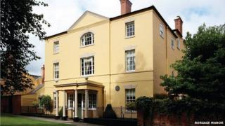 Burgage manor