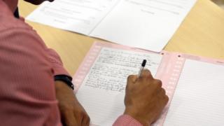 Exam taking (June 2012)