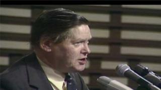 SNP activist Willie McRae was found badly injured in 1985