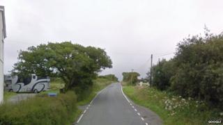 Heol y Mynydd
