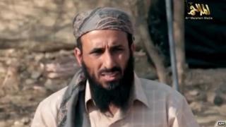 Nasser al-Wuhayshi (March 2014)