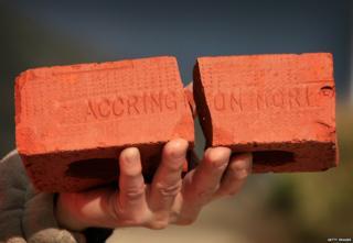 Accrington brick