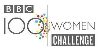 100 Women Challenge logo