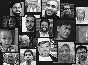 Victims of the attack