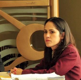 Helia Viegas, juíza em Pernambuco