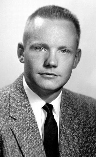 Neil Armstrong in 1958