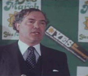 Yr Arglwydd Elystan Morgan yn 1979