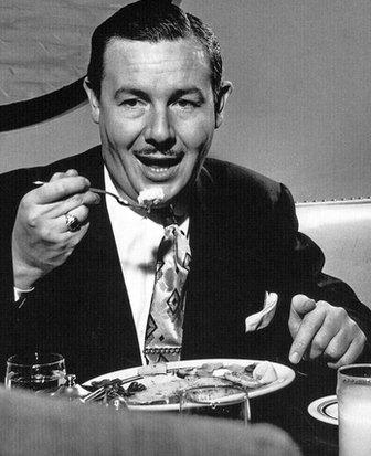 Frank McNamara, one of the founders of the Diners Club card in 1950