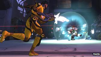 Firefall screenshot