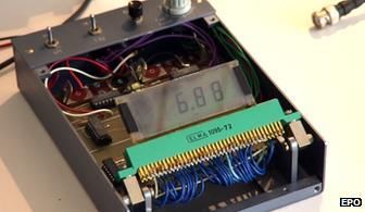 TN-LCD prototype