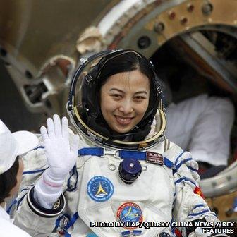 Chinese Astronaut
