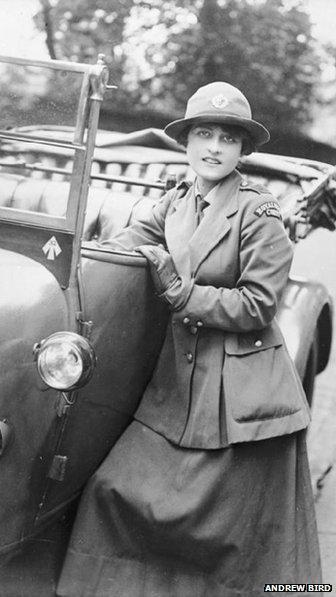 Female RFC driver