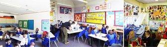 3 Classrooms