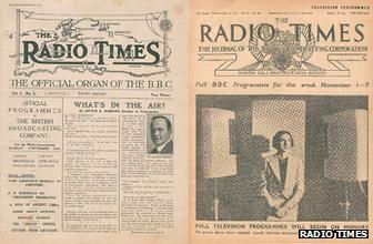 Radio Times magazines