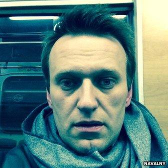 Navalny twitter
