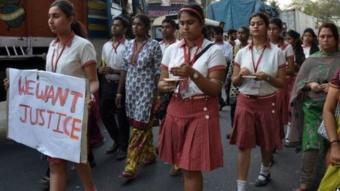 احتجاجات الهند