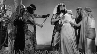 عرض لأوبرا عايدة عام 1937