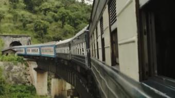 """""""قطار الحرية"""" في افريقيا"""