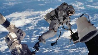 رائد الفضاء مايكل فول