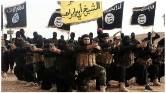 مسلحون من تنظيم الدولة الإسلامية
