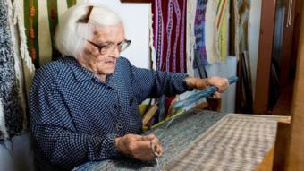 إيونا برويو التي تبلغ من العمر 105 سنوات